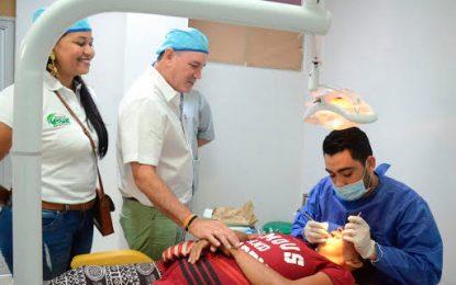 Gobernador verificó servicios de mediana complejidad en el hospital de Chiriguaná