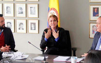 El próximo viceministro de Trabajo participa en reuniones sobre programas del posconflicto