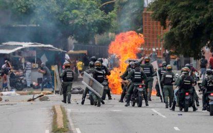Paro general en Venezuela termina con más muertes