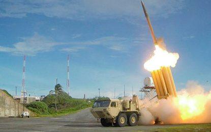 EEUU efectúa con éxito nueva prueba de su escudo antimisiles