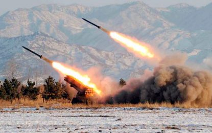 Corea del Norte amenaza con atacar nuclearmente a EE.UU. si intenta derrocar a su líder