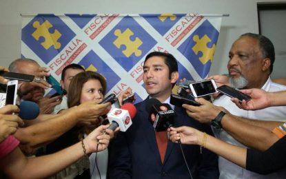 Esposa del exdirector anticorrupción estuvo detenida por narcotráfico