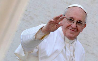 Por visita del Papa Francisco, en Medellín una obra llevará su nombre