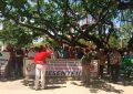 En Valledupar, pensionados protestan por demora en sanción de Ley que baja aportes a salud