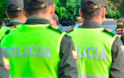 18 policías permanecen retenidos por la comunidad indígenas en medio del paro