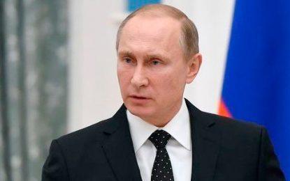 '755 diplomáticos estadounidenses tendrán que cesar actividades en Rusia': Putin