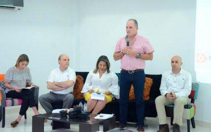 Parque industrial logístico, un macroproyecto que beneficiará a los municipios mineros del Cesar