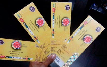 Pliego de cargos contra Ticket Shop por presunta reventa de boletería en partido Colombia – Brasil