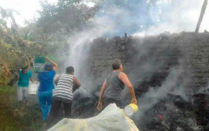 Procuraduría pide esclarecer incendio de dos centros ceremoniales de los Kankuamos