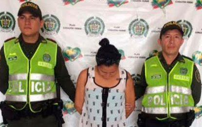 Cae 'La Reina', integrante de 'La Metralletas' que delinque en Cesar y Guajira