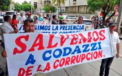 Protestan en la Procuraduría por crisis en el hospital de Codazzi