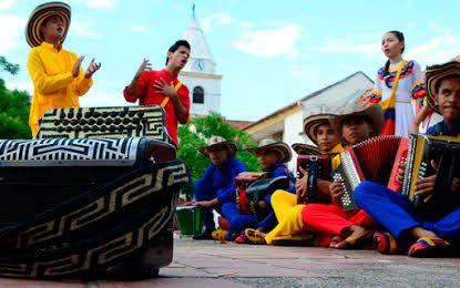 1.100 niños serán capacitados en música vallenata