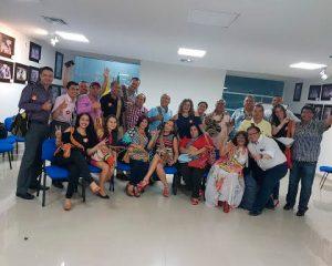 Encuentro nacional de Coordinadores Regionales Sayco