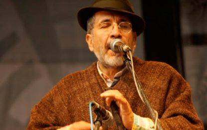 Sayco ora por la pronta recuperación del artista Jorge Velosa.