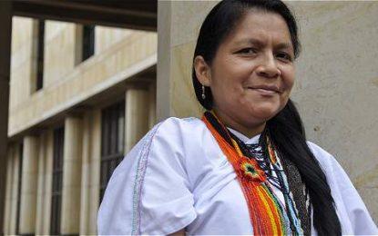 Belkis Izquierdo, la arhuaca que integra el Tribunal de Justicia Especial de Paz