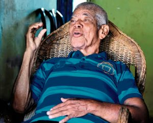 Adiós Gilberto Altamar ´El Gallo Giro´