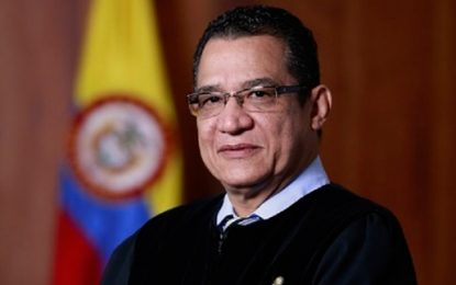 Corte acepta licencia al magistrado Gustavo Malo