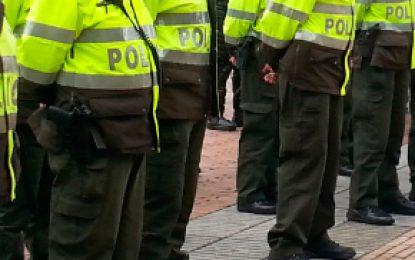 14 mil policías garantizan seguridad en Bogotá tras visita del Papa Francisco