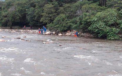 Realizan monitoreo permanente en ríos en Cesar