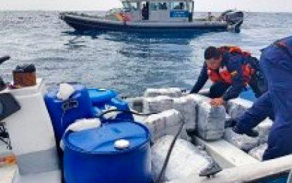 Armada Nacional incauta alcaloides en aguas de Cartagena