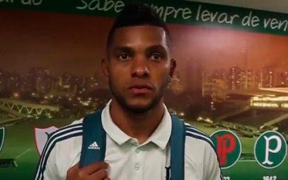 Borja marca doblete con Palmeiras y vuelve al radar de Pékerman