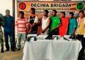 Con la captura de 8 sujetos, desmantelan banda delincuencial en La Guajira
