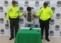 Capturan a presunto ladrón de entidad financiera en Aguachica