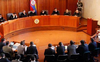Corte Constitucional declara constitucional el blindaje jurídico del Acuerdo de Paz