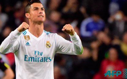 Cristiano Ronaldo es el mejor jugador de la FIFA en 2017