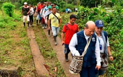 Familiares de campesinos asesinados en Tumaco preparan demanda contra el Estado