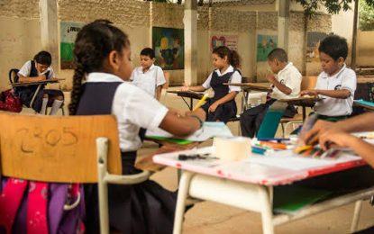 Matriculas en colegios oficiales de Valledupar avanzan en un 60%