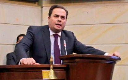 Faruk Urrutia pidió aval al Centro Democrático para el Senado