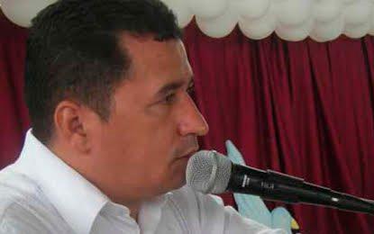 Fiscalía busca a exalcalde de San Alberto Cesar