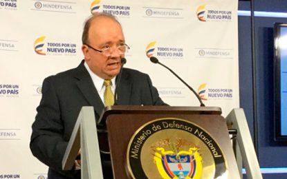 Mindefensa cuestiona cifras de la DEA y resalta resultados de política de lucha antidrogas
