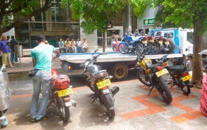 Este martes expira decreto del miércoles día sin moto en Valledupar