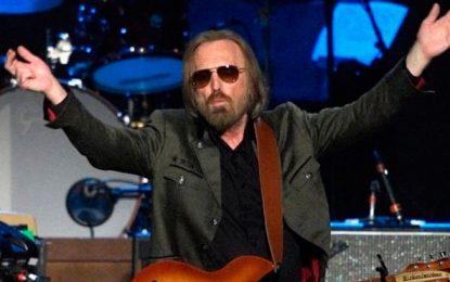 Muere el carismático rockero estadounidense Tom Petty