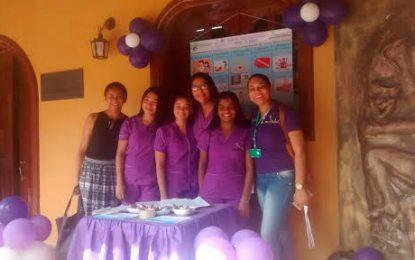 Total éxito en Feria de Emprendimiento del programa de Psicología de la UPC