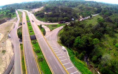 $808 mil millones de pesos anuales cuesta la no terminación de la Ruta del Sol –Tramo II