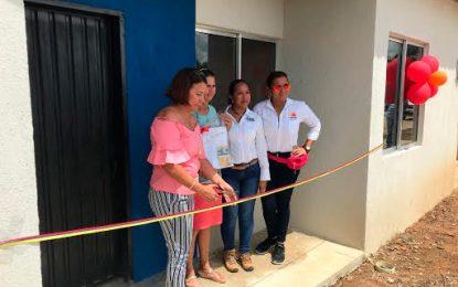 Familias afectadas por ola invernal en San Martín recibieron viviendas