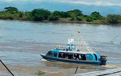 Murió niña de tres años, tras hundirse chalupa entre Cesar y Sur de Bolívar