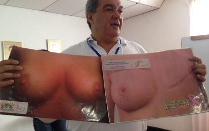 CPV lidera prevención de cáncer de mama para el gremio periodístico de Valledupar