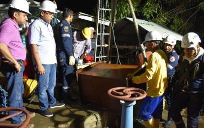 Trabajos en planta de tratamiento mejoraron presión del agua en Valledupar: Emdupar