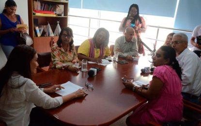 Encuentros de escritores cesarenses y coordinadores de Red de Bibliotecas Públicas en Valledupar