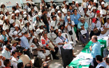 Salvaguarda de la Sierra Nevada, un tema que se debe manejar por fuera de Minga Indígena