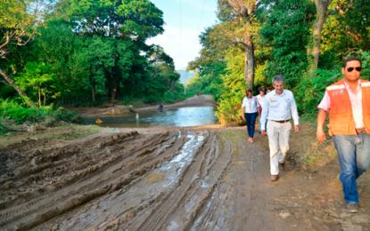 Invias aprobó puente militar para la vía Las Raíces – Alto de la Vuelta
