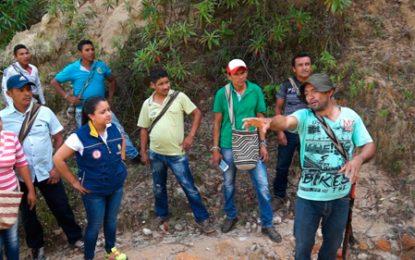 Alerta en Cesar por crecientes súbitas ante altas precipitaciones sobre la Sierra Nevada