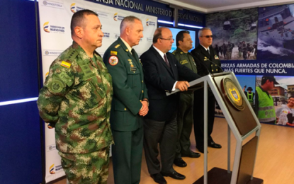 Capturan a 10 miembros del Ejército por presuntos nexos con Bacrim