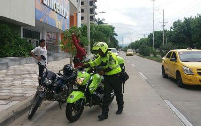 Valledupar regresa al día sin moto