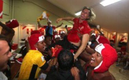 Perú logró el sueño de volver a un mundial tras 35 años
