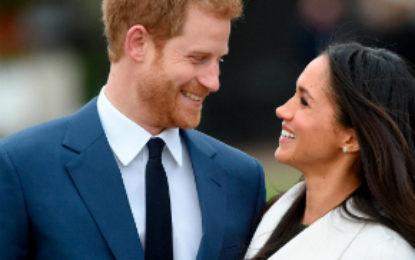 Príncipe Enrique y Meghan Markle se casarán en mayo en la capilla San Jorge